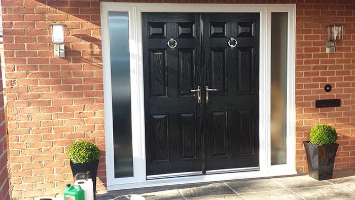 newest d36e6 b472a uPVC Front Doors Chichester, Havant, PVCu Exterior Doors ...