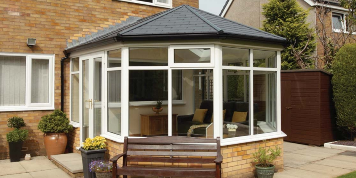 Conservatory Tiled Roof Prices Waterlooville, Portsmouth