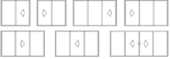 patio door options