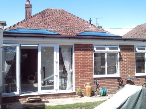 conservatory near portsmouth